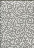 Origin Bakari Platinum Wallpaper 1642/924 By Prestigious Wallcoverings